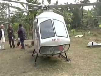 मोटर मैकेनिक का कमाल, एसयूवी के इंजन से बनाया हेलीकॉप्टर