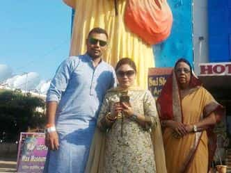 PAK के हिंदू क्रिकेटर कनेरिया अचानक परिवार के साथ पहुंचे भारत और...