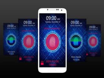 मुफ्त एप से स्मार्टफोन में पाएं फिंगरप्रिंट स्कैनर