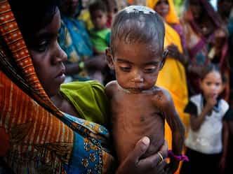 ग्रामीण भारत की थाली से खाना गायब, 40 सालों की सबसे बड़ी गिरावट