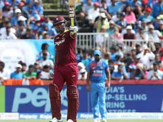 पहला टी20: भारत ने वेस्टइंडीज को दिया पहला झटका