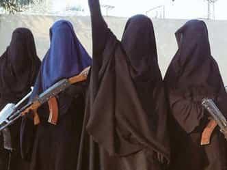 ISIS के आतंकी दहेज में दुल्हनों को दे रहें हैं मशीनगन और विस्फोटक