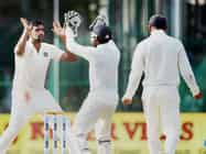 VIDEO: कुछ ऐसा रहा टीम इंडिया का WINNING MOMENT