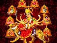 दस दिनों के हैं नवरात्रि- जानें कौन से दिनकरें किस देवी की उपासना