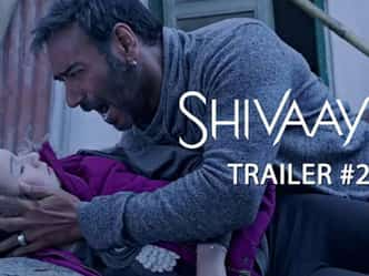 SHIVAAY TRAILER 2: