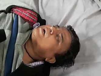 हाजीपुर में बैंक अधिकारी को मारी गोली, घायल