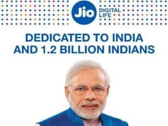 PM मोदी की तस्वीर के इस्तेमाल पर JIO देगा 500 रुपए जुर्माना!