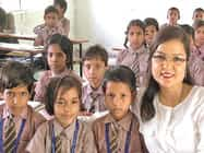 जानें इनके बारे में, IIM से की  है पढ़ाई और अब चला रही हैं गुरुकुल