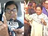 यूपी चुनाव: मायावती, रामगोपाल यादव समेत कई नेताओं ने डाले वोट