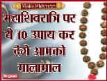 महाशिवरात्रि: भगवान शिव के ये 10 उपाय बढ़ाएंगे आपकी आमदनी
