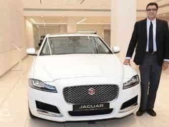 मेड इन इंडिया जगुआर एक्सएफ लॉन्च, कीमत 47.5 लाख रूपए