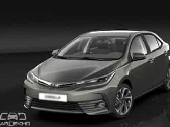 अगले महीने लॉन्च हो सकती है टोयोटा की यह शानदार कार