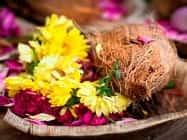 एकाक्षी नारियल की पूजा से आता है धन और वैभव, ये 5 बातें भी आजमाएं