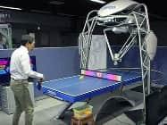 ये है टेबल टेनिस सिखाने वाला पहला रोबोट, बना गिनीज वर्ल्ड रिकॉर्ड
