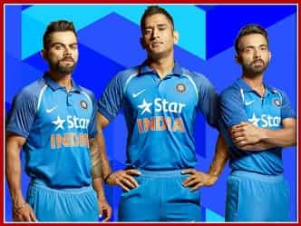 टीम इंडिया की जर्सी से गायब होगा स्टार, रेस में हैं 3 कंपनियां
