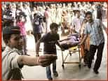 42 लोग पहुंचे अस्पताल, होली में त्वचा और आंख की समस्या से परेशान