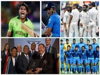 स्पोर्ट्स अपडेटः क्रिकेट और अन्य खेल से जुड़ी 10 बड़ी खबरें और गॉसिप