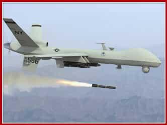 अमेरिकी ड्रोन हमले में मारे गये तालिबान के दो कमांडर