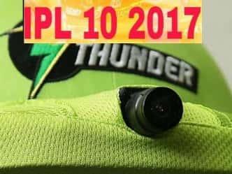 इंडियन प्रमियर लीग 10 में बल्लेबाजों के हेलमेट पर होगा कैमरा!
