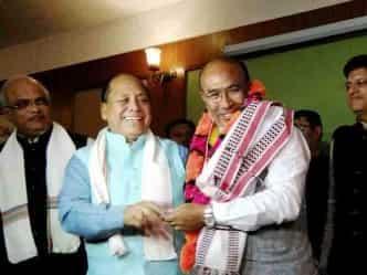 मणिपुर: फ्लोर टेस्ट आज, बीजेपी CM बीरेन सिंह कमल खिलाने को तैयार