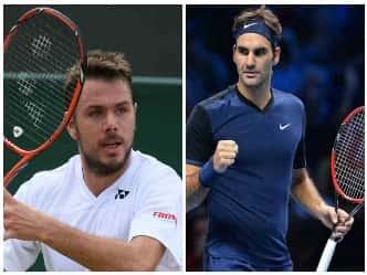 इंडियन वेल्स टेनिस टूर्नामेंट : भिड़ेंगे हमवतन फेडरर-वावरिंका