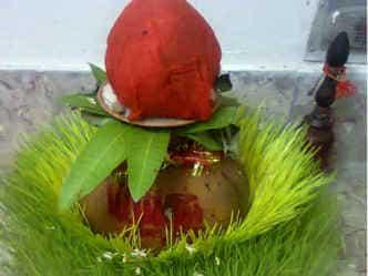 नवरात्रि : इस तरह करें घटस्थापना मिलेगा विशेष फल