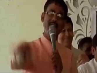 BJP विधायक के बिगड़े बोल: गोहत्या करने वालों के हाथ-पैर तुड़वा दूंगा