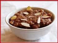 नवरात्रि व्रत रेसिपी: मीठा खाना का मन है तो बनाएं सिंघाड़े का हलवा