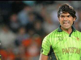 क्रिकेट बैन: पाकिस्तानी गेंदबाज इरफान पर एक साल का प्रतिबंध