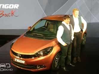 टाटा मोटर्स ने लॉन्च की टीगॉर, कीमत 4.70 लाख रूपए से शुरू