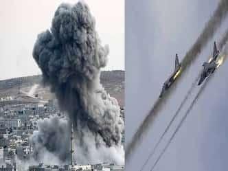 हवाई हमलाःसीरिया में रूसी अटैक में 11 हजार की मौत