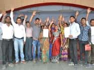 रिहायशी इलाके में शराब की दुकानों का नहीं थम रहा विरोध, तोड़फोड़