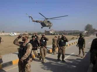 एनकाउंटरः पाक में सेना और तालिबान आतंकवादियों के बीच मुठभेड़ में 12 मरे