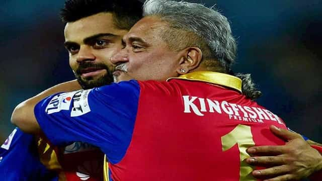 माल्या पर 'विराट' बोल: कोहली ने कहा था कि 'विजय माल्या ने मुझे...'