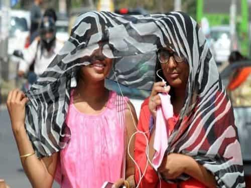 गर्मी का कर्फ्यूः अप्रैल में ही जून जैसी तपिश, चंद्रपुर का पारा 46 डिग्री पार