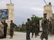अफगानिस्तान: आर्मी कैंप पर तालिबान का हमला, 50 सैनिकों की मौत कई घायल