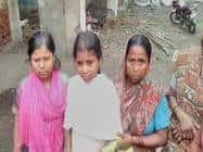 सिंदरी में घर की छत गिरी, अधेड़ की मौत