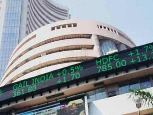 शेयर बाजारःविदेशी और घरेलू सकारात्मक संकेतों से 30 हजारी हुआ सेंसेक्स