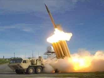 उत्तर कोरिया पर नजरः दक्षिण कोरिया पहुंचा अमेरिका मिसाइल प्रणाली थाड