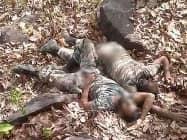 कायराना हरकत: सुकमा में नक्सलियों ने शहीदों के शव के साथ की बर्बरता