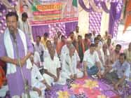 बिहार में बढ़ते अपराध के खिलाफ बीजेपी कार्यकर्ताओं ने दिया धरना