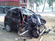 भरनो में सड़क हादसे में एक की मौत
