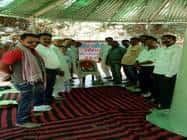 सिमडेगा में शहादत दिवस पर याद किए गए राजीव गांधी