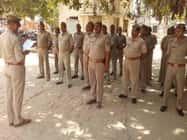 पुलिसकर्मियों ने मनाया आतंकवाद निरोधक दिवस
