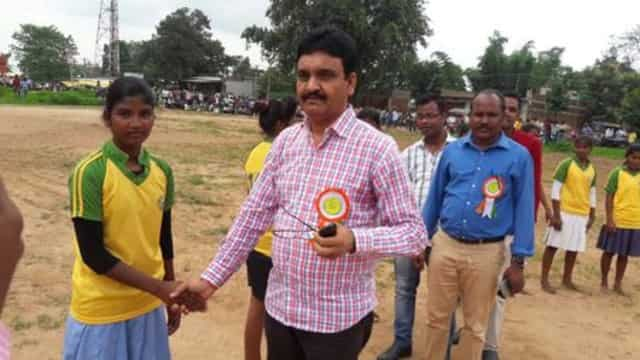 Football tournament held bano champion jharkhand jh for Bano jharkhand