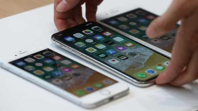 Apple launches new phones