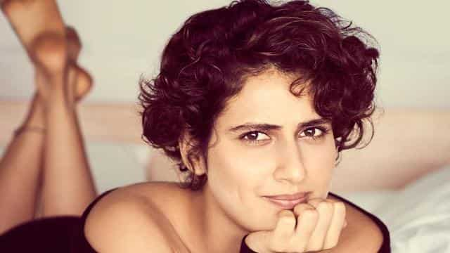 Image result for fatima sana shaikh beach photoshoot
