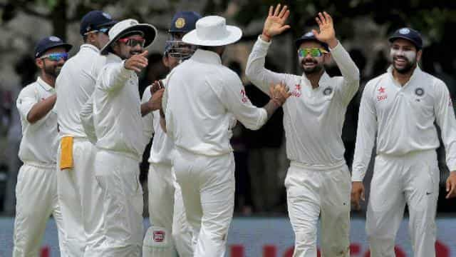 INDvSL 3rd TEST DAY3