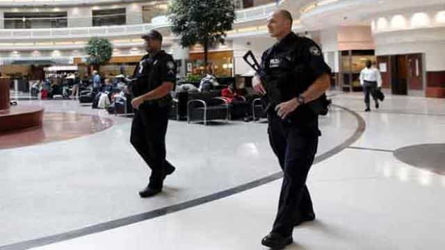 Indian Man Detained At Atlanta Airport