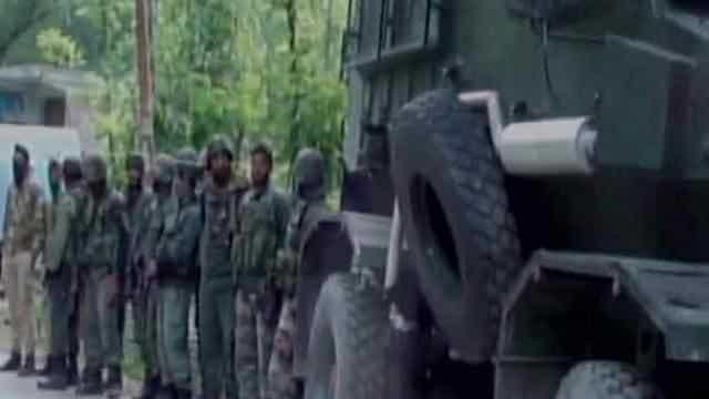 Four terrorist killed